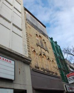 Structural Rehabilitation of 142 Dundas Street, London, ON